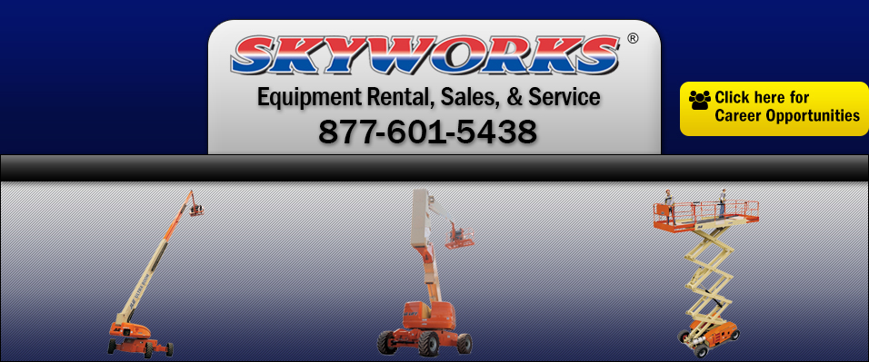 Skyworks Equipment Rentals, Sales and Service